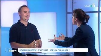Revenu universel d'activité : vers la fin du RSA ? #cadire 03.06.2019