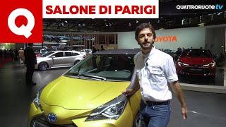 Toyota Yaris: compie vent'anni e festeggia con 2 versioni speciali