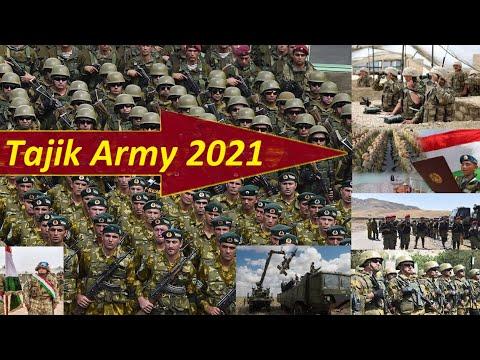 Вооружённые Силы Армии Таджикистана | Armed Forces of the Tajik Army 2020 | 23. 02. 2020
