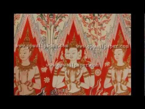 วอลเปเปอร์ลายไทย-T01