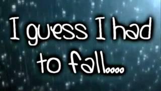 Evanescence- Lithium lyrics