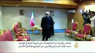 تحقيق بعض التقدم في مفاوضات النووي الإيراني
