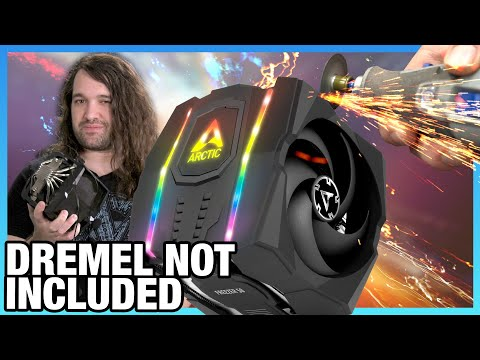 Pressure Problems: Arctic Freezer 50 CPU Cooler Review & Benchmarks