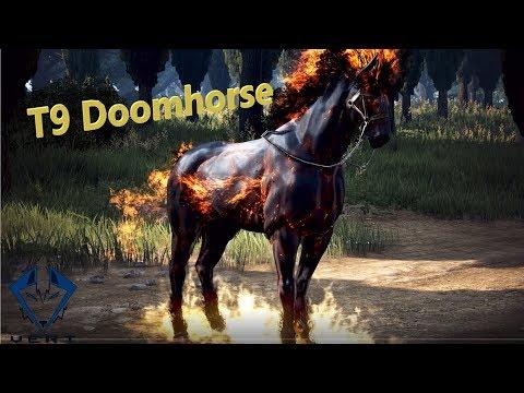 Doom Horse: Black Desert's New T9 Dream Horse