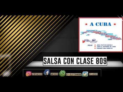 A CUBA - RUBEN PAZ, JOSE PEPITO GÓMEZ, YOANDY SAN MARTIN, IVAN EL SAMURAI DE CUBA /2019