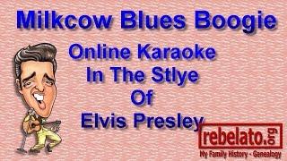 Milkcow Blues Boogie - Elvis Presley - Online Karaoke