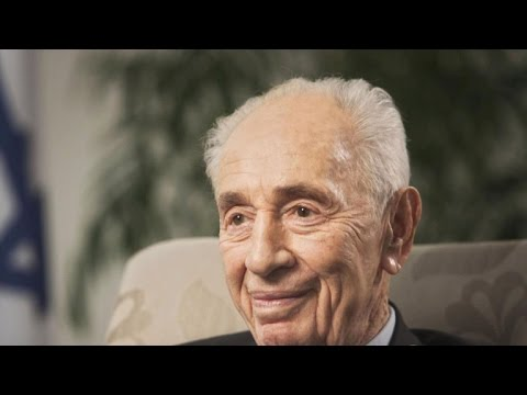"""Shimon Peres hailed as """"a soldier for Israel"""""""