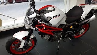 Ducati Monster 796 exhaust note | 2015 | ABS