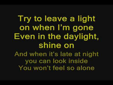David Cook - Light On (Lyrics Video)