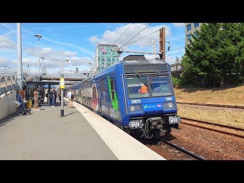 RER D - Stade De France Saint-Denis