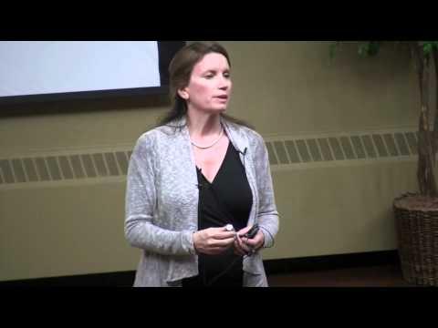 Social Entrepreneur, founder of Thistle Farms, Becca Stevens Speaks at Mercer