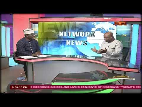 NTA Network News with Nansel Nimyel 13/3/18