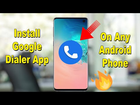 How To Install Pixel Dialer App On Any Android Phone!