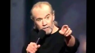 George Carlin And Doug Stanhope Talk About Easily Offended, Stupid People.