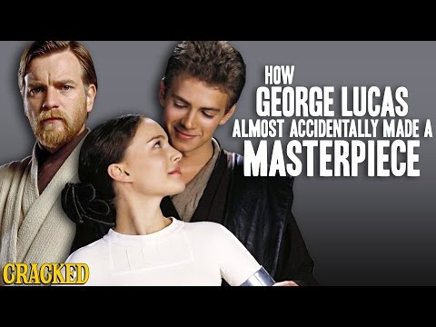 How George Lucas Almost Accidentally Made A Masterpiece