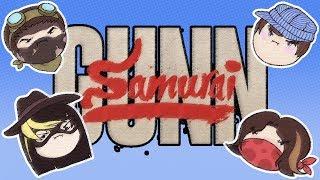 Samurai Gunn - Steam Rolled