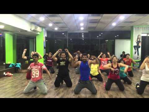 Malhari | Dance Fitness Choreography | Chetan Agarwal