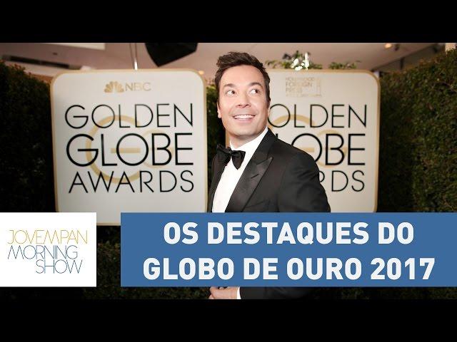 Meryl Streep, Jimmy Fallon e muito mais: o que teve no Globo de Ouro | Morning Show