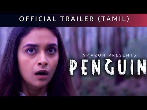 Penguin Movie Official Trailer Reaction | Keerthy Suresh | Karthik Subbaraj | Amazon PrimeVideo | HD