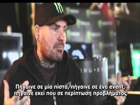 Shane Lynch Interview by Panos Seitanidis
