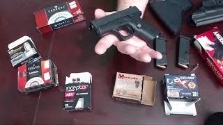 Glock 42 Review - 380 Caliber Pistol by Glock