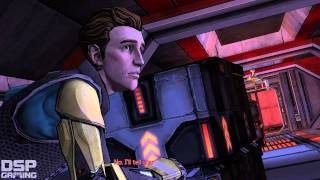 Tales From the Borderlands Ep.3: Catch a Ride pt1 - The Great Escape/Intro Vallory, Exit Velasquez