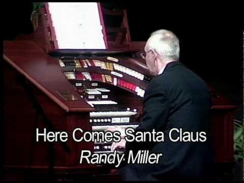 Randy Miller performs Christmas Selections