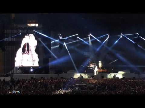 Rihanna   Woo   Anti World Tour Live   Frankfurt