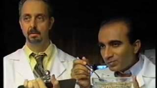 Iqbal Theba in the 90's