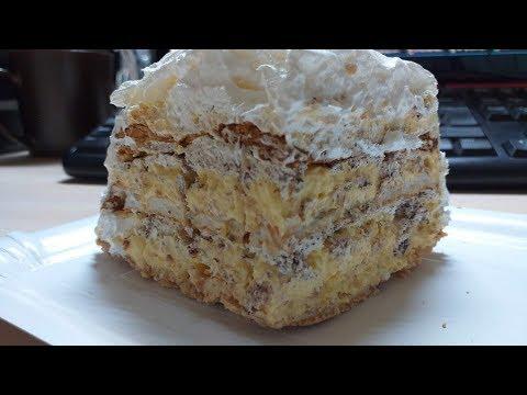 Najukusnija torta ikad!!! Niko joj ne može odoleti! Francuska torta - French Cake