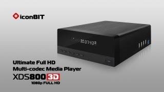 iconBIT XDS8003D. Официальный обзор медиаплеера