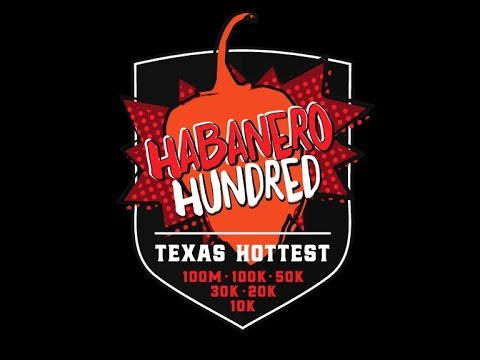 Habanero Hundred, Trail Racing Events Texas, Hottest Race In