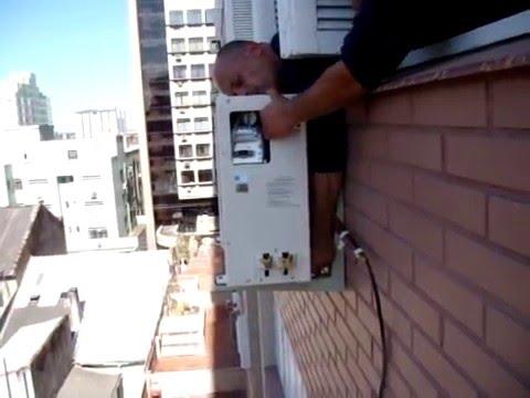 Equipamento para instalação de ar condicionado split