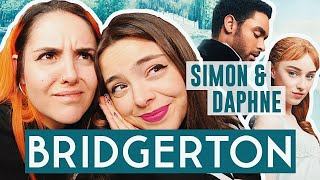 COMENTANDO LOS BRIDGERTON | Andrea Compton ft Berry