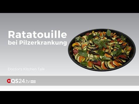 Pilzerkrankungen stoppen mit Ratatouille