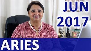 Aries June 2017 Astrology Predictions : Luck Through Gut Sense - Money Earned Thro Various Means