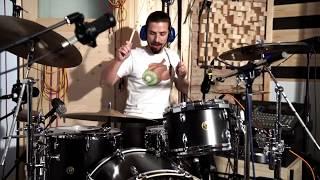 Cil City - Never Enough (Drum Recording Session)