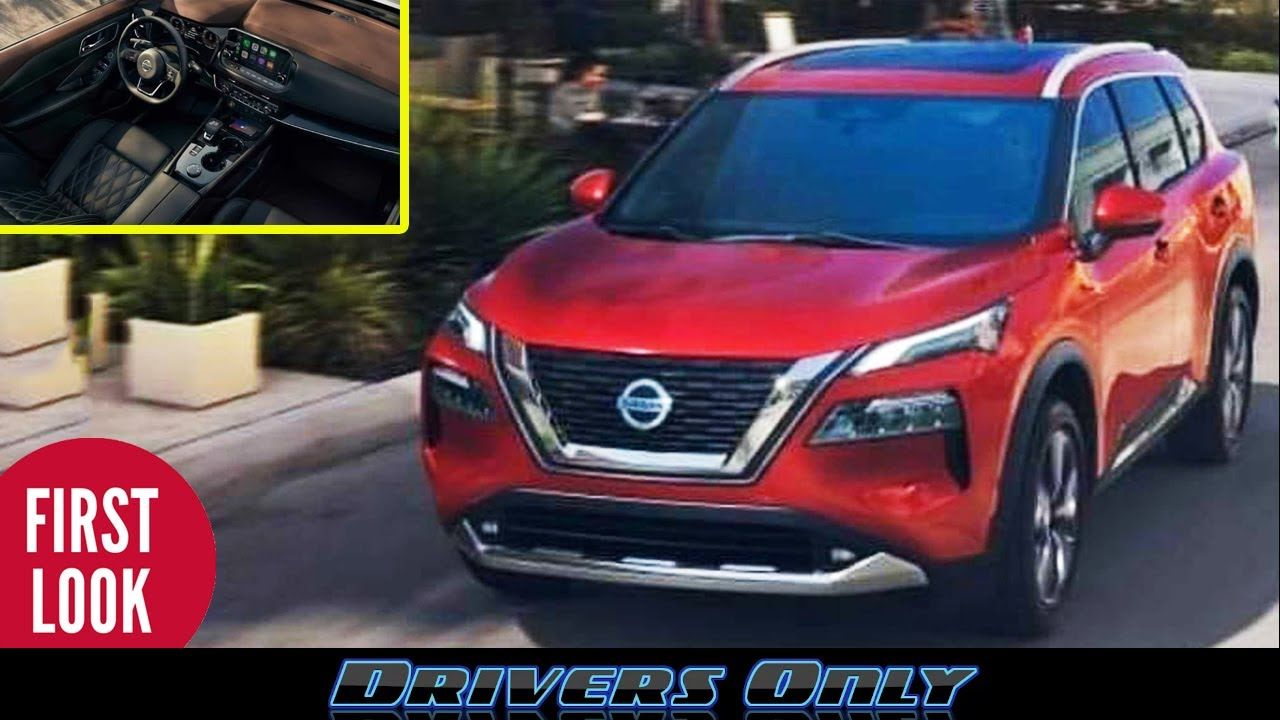 2021 Nissan Rogue - First Look at This Major Redesign ...