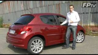 Restyled Peugeot 207CC Videos