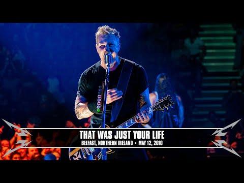 Metallica: That Was Just Your Life (MetOnTour - Belfast, Northern Ireland - 2010) Thumbnail image
