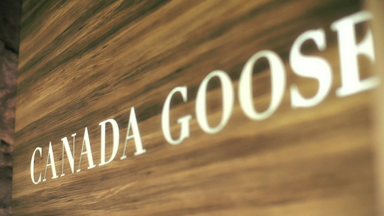 canada goose find retailer