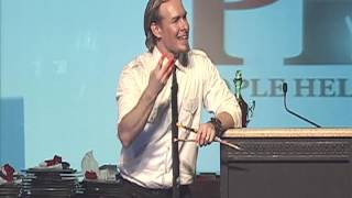 Erik Wahl performing at the PHP convention in Las Vegas Mp3
