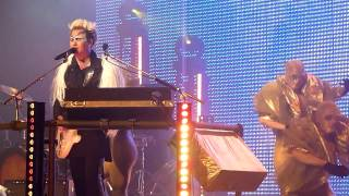 Empire Of The Sun - Tiger By My Side (Music Box Fonda Theatre,  Los Angeles CA 8/11/10)