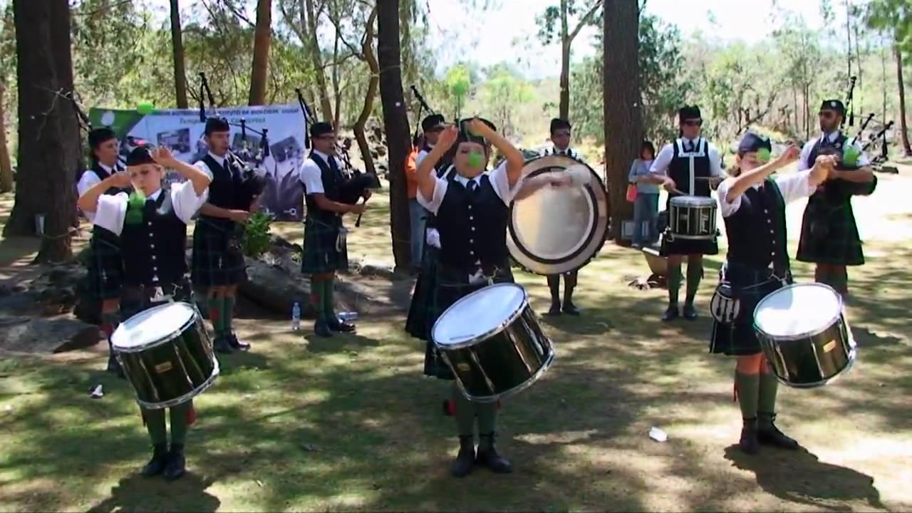 Concierto de la banda de gaitas del batallon de san for Banda del sol jardin olvidado