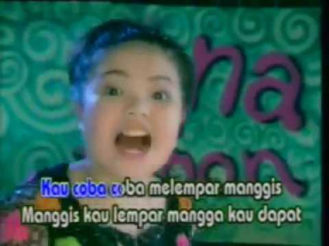 Tina Toon (Artis Cilik) - Cucakrowo / Cucakrawa Lagu Jawa (2002)
