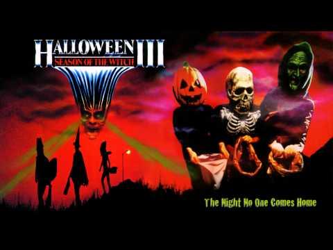 Halloween III Season Of The Witch Theme