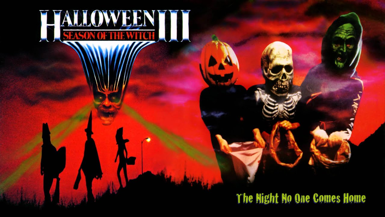Halloween III Season of the Witch Theme - YouTube