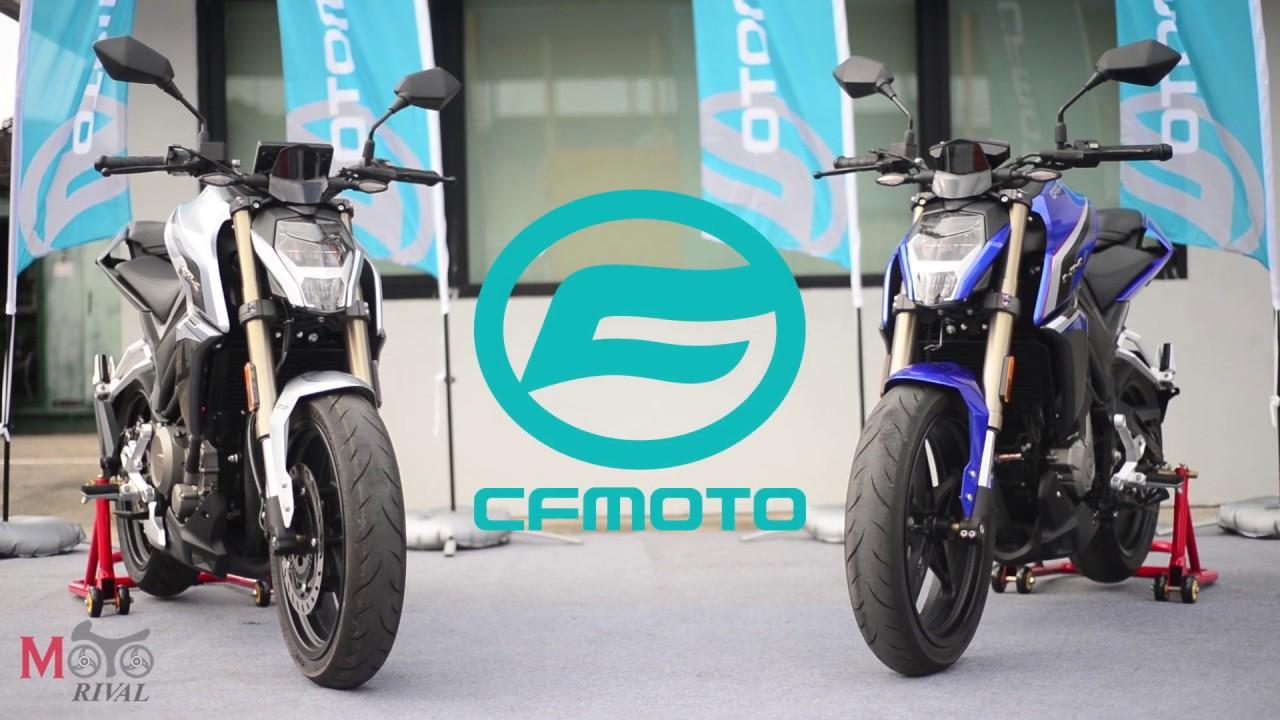 รีวิว CF Moto 250 NK / ABS สัมผัสแรก ณ สนามพีระฯ Naked