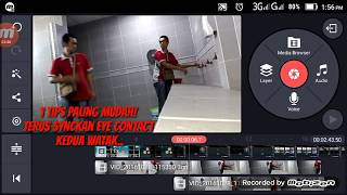 FULL TUTORIAL VIDEO SPLIT SCREEN FEATURE IN KINEMASTER