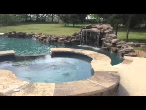 Attractive BMR Pool And Patio Vid1